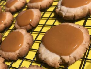 cookie with caramel layer for twix cookie recipe