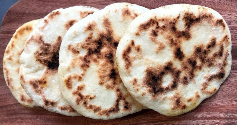 Quick Pita Bread Recipe