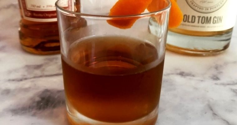 The Modern Negroni Cocktail Recipe