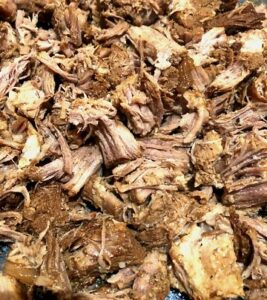 shredded instant pot carnitas