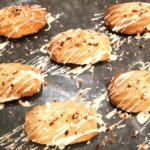 toasted coconut madeleines