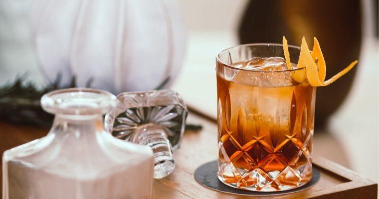 Black Walnut Bitters Cocktail Recipes