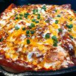 baked chile relleno enchiladas
