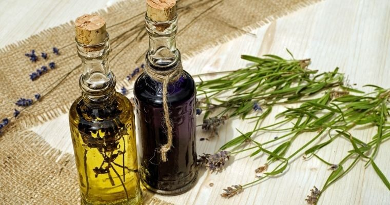 How to Make Honey Lavender Syrup