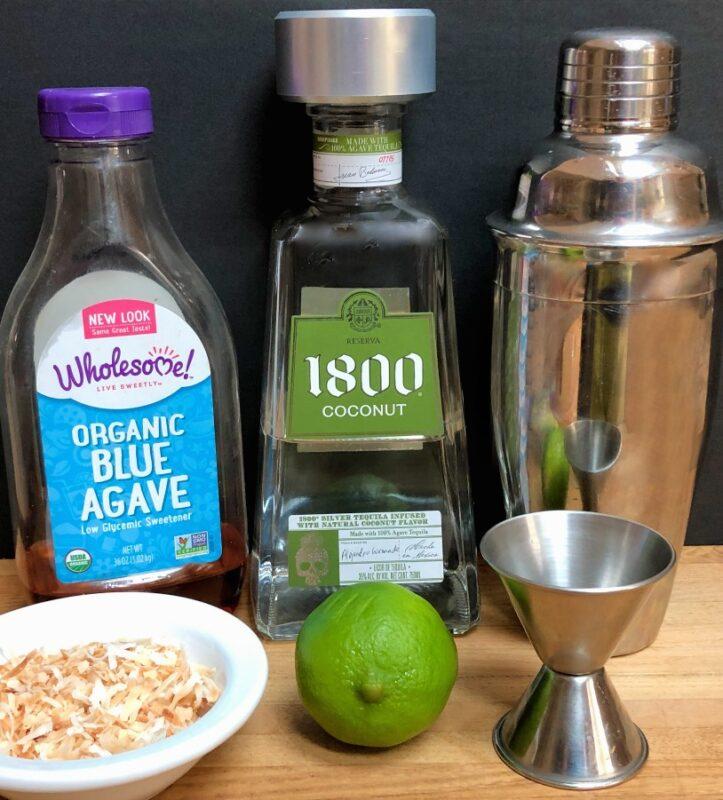 coconut lime margarita ingredients
