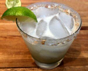 coconut tequila margarita