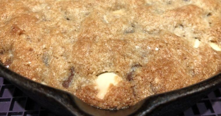 Gluten-Free Skillet Cookie