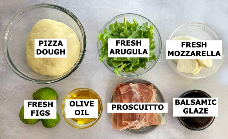 prosciutto fig pizza ingredients