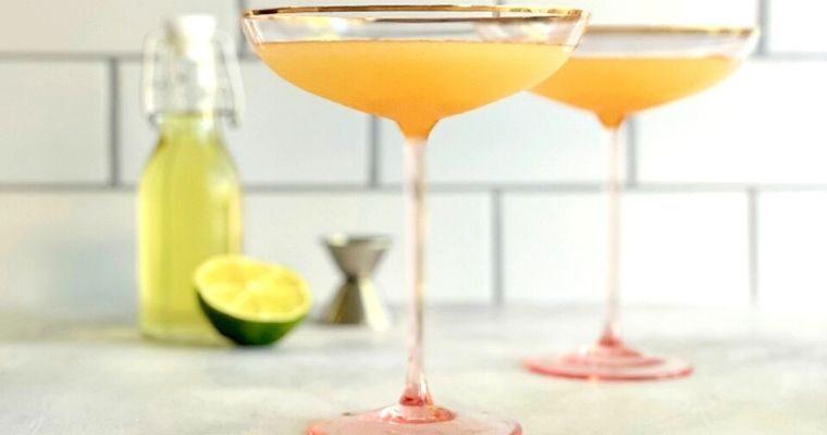 Fig Leaf Cocktail